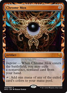 Chrome Mox - Kaladesh Inventions