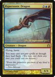 Hypersonic Dragon - Return to Ravnica Promos