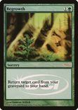 Regrowth - Judge Gift Cards 2005