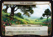 Fields of Summer - Planechase Anthology