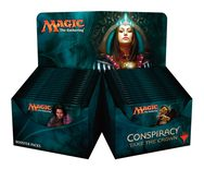 Conspiracy: Take the Crown Booster Display Box