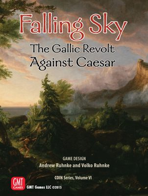 Falling Sky: The Gallic Revolt Against Ceasar