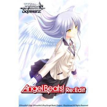 Weiss Schwarz Trial Deck: Angel Beats! Re: Edit