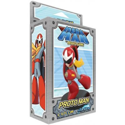 Mega Man The Board Game: Proto Man Expansion Miniature