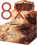 Flesh and Blood TCG Monarch 1st Edition Double Booster Case (8x Display) (PREORDER)