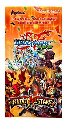 Future Card Buddyfight Hundred Extra Set 4: Buddy Allstars+