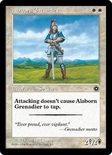 Alaborn Grenadier - Portal Second Age