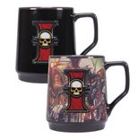 Warhammer 40,000 Heat Changing Mug: Inquisition