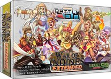 BattleCON: War of Indines Extended