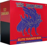 Pokemon SS1: Sword & Shield Elite Trainer Box: Zacian