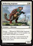 Bellowing Aegisaur - Ixalan