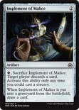 Implement of Malice - Aether Revolt