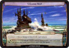 Celestine Reef - Planechase Planes and Phenomenons