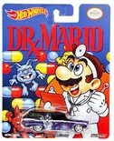 Hot Wheels Super Mario Collection: 8 Crate Delivery - Dr. Mario