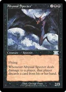 Abyssal Specter - Battle Royale