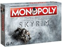 Monopoly The Elder Scrolls V Skyrim