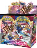 Pokemon SS1: Sword & Shield Booster Display Box