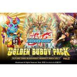 Future Card Buddyfight Perfect Pack 1: Golden Buddy Pack ver.E