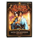 Flesh and Blood TCG - Welcome to Rathe Hero Deck Katsu the Wanderer (PREORDER)