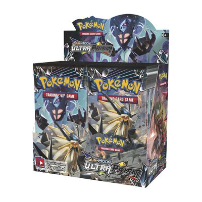 Pokemon SM5: Sun & Moon Ultra Prism Booster Display Box