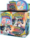 Pokemon SM12: Sun & Moon Cosmic Eclipse Booster Display Box