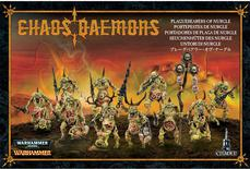 Chaos Daemons Plaguebearers of Nurgle