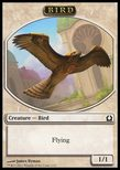 Bird TOKEN 1/1 - Return to Ravnica