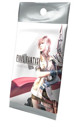 Final Fantasy Trading Card Game Opus 1 Booster