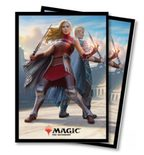 Ultra Pro MTG Battlebond Deck Protector Standard Sleeves: Rowan Kenrith Bundle (10x, 80ct)