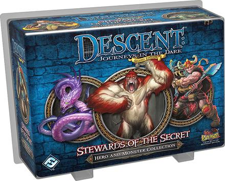 Descent (2nd Ed): Stewards of the Secrets