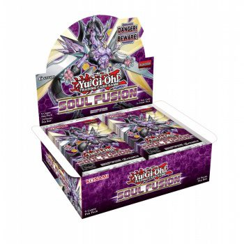 Yu-Gi-Oh! Soul Fusion Booster Display Box