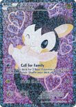 Emolga Full Art RC23/RC25 - Black & White 11: Legendary Treasures