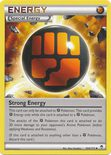 Strong Energy 104/111 - X&Y Furious Fists