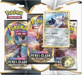 Pokemon SS2: Rebel Clash 3-pack Blister Duraludon
