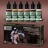 GSW Artistic Colours Paint Set: Flesh