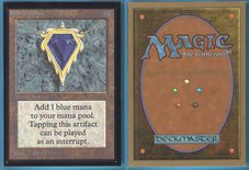 Mox Sapphire (218) - International Edition