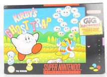 Kirby's Ghost Trap - SNES