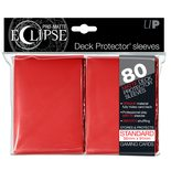 Ultra Pro Sleeves Eclipse Red (80pcs)