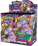 Pokemon SM11: Sun & Moon Unified Minds Booster Display Box
