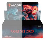 Core Set 2020 Booster Half Box
