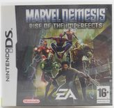 Marvel Nemesis: Rise Of The Imperfects - Nintendo DS