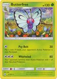 Butterfree 3/149 - Sun & Moon (Base Set)