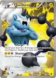 Thundurus Full Art 97/98 - Black & White 2: Emerging Powers