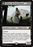 Liliana, Heretical Healer - From the Vault: Transform