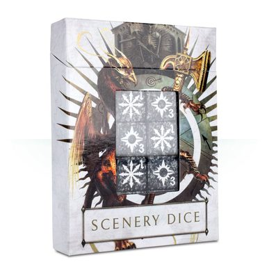 Age of Sigmar Scenery Effects Dice