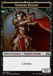 Vampire Knight TOKEN 1/1 - Shadows over Innistrad