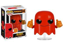 Funko Pop! Pac-Man: Blinky Vinyl Figure
