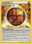 Strong Energy 115/124 - X&Y Fates Collide