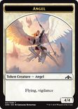 Angel Token 4/4 - Guilds of Ravnica