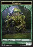 Elemental TOKEN 2/2 - Magic Origins